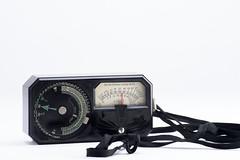 Light meter sooc (dustindoust) Tags: lightmeter lightbox lighttent sooc nikon d750 macro vintage gear nofilter diy studio minnesota