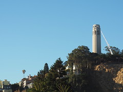 San Francisco 2016 (hunbille) Tags: coit tower coittower san francisco sanfrancisco california america usa