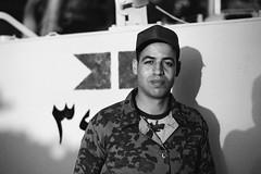 Davidhazy_2011_0303_B_22 (davidhazy.com) Tags: egypt revolution 2011 uprising leica mp 35mm kodak trix film documentary travel