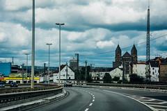 I loved you in the best way possible. (achterbahnmdchen) Tags: street road car city coblenz koblenz rhinelandpalatinate rheinlandpfalz germany deutschland europe europa achterbahnmdchen houses architecture
