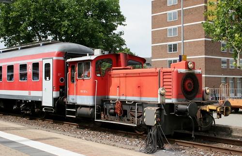 DB Regio 335 157-4, Trier Hbf