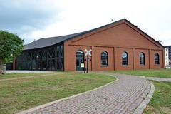 Alabama, Huntsville, Huntsville Depot Museum, Roundhouse (Reconstruction)