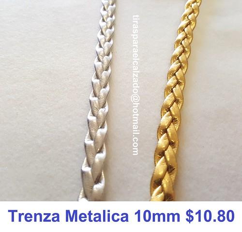 Trenza metalica 10mm