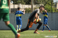 Boca - Sarmiento | 6ta Divisin (Funesn360 | Nicols Funes) Tags: boca bocajuniors cabj xeneize futbol lacandela juveniles inferiores sarmiento soccer cancha nike pelota jugador soccerplayer