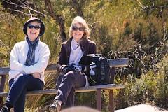 2016-10-05_Leura_ Sharron-Carol-1-OPT (marcus77clark) Tags: flowers wentworth falls leura katoomba mountains everglades tomah national park nsw australia waratah