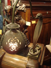 "BRONZE EGYPTIAN MOTIF COBRA LAMP • <a style=""font-size:0.8em;"" href=""http://www.flickr.com/photos/51721355@N02/30704907716/"" target=""_blank"">View on Flickr</a>"