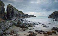 Balephuil cove (Ade G) Tags: scotland coast longexposure