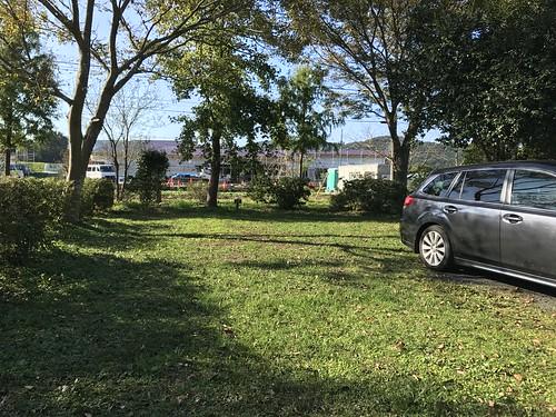 site #13 @eleven auto camp park