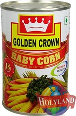 baby corn pre 425gm (holylandgroup) Tags: canned fruit vegetable cannedfruit cannedvegetable nonveg jalapeno gherkins soups olives capers paneer cream pulps purees sweets juice readytoeat toothpicks aluminium pasta noodles macroni saladoil beverages nuts dryfruit syrups condiments herbs seasoning jams honey vinegars sauces ketchup spices ingredients