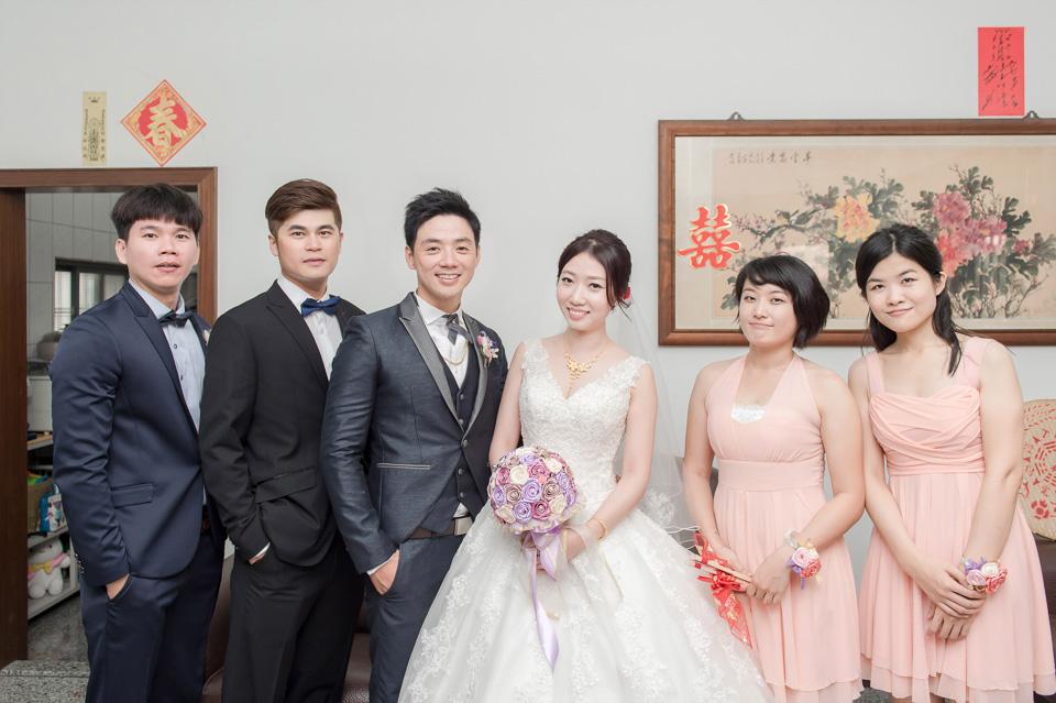 台南婚攝 婚禮紀錄 情定婚宴城堡 C & M 055