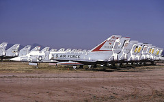 F-106A   90034 (TF102A) Tags: aviation aircraft kodachrome f106 convair deltadart amarc amarg masdc boneyard