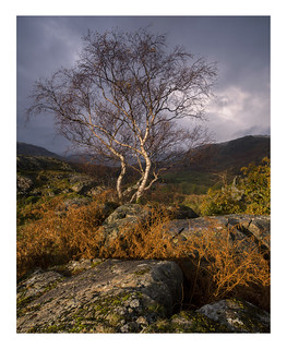 Passing Storm, Duddon Valley