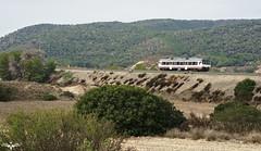 Pequeos Trenes Murcianos (II) (lagunadani) Tags: 596 renfe paisaje murcia tamagochi camello sonya7 fiat
