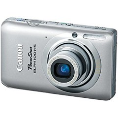 Canon PowerShot ELPH 100 HS 12.1 MP CMOS Digital Camera with 4X Optical Zoom (Silver) (goodies2get2) Tags: amazonca canon giftideas