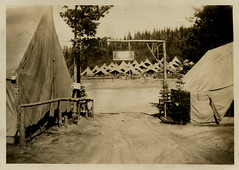 Civilian Conservation Corps, Camp Black Bear, 1936 - Headquarters, Idaho (Shook Photos) Tags: photograph photographs photo photos civilianconservationcorps ccc campblackbear camps262 company1647 headquartersidaho headquarters idaho clearwatercounty northfork clearwaterriver