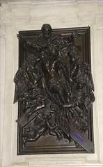 Cristo Trasportato dagli Angeli - Cosimo Fancelli - Roma
