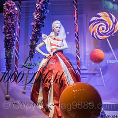 """Land of 1000 Delights""  2016 Holiday Window Display at Saks Fifth Avenue, New York City (jag9889) Tags: saksfifthavenue jag9889 usa mannequin dress reflection fashion fifthavenue outdoor 2016 christmas holiday candy midtown windowdisplay woman window display 20161201 couture newyork newyorkcity manhattan 5thavenue departmentstore flagship ny nyc saks storewindow unitedstates unitedstatesofamerica us"