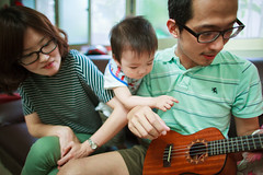 Dad, Let Me Teach You (JeffWu0624) Tags: canonef24mmf14liiusm family