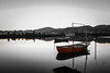 Keep Calm (julenurtxegi) Tags: mar costa barco reflejo paz tranquilidad paisaje rio bidasoa amanecer
