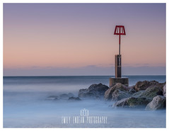 An Early Start... (Emily_Endean_Photography) Tags: beach groyne boscombe bournemouth dor dorset morning sunrise early leefilters longexposure sea ocean nikon