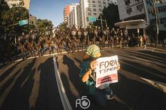 Brazil-protests-beginning-Olympics-13 (Josev Carrillo) Tags: brazil rio2016 olimpiadas juegosolimpicos 2016 riodejaneiro manifestacion protesta rally presidente micheltemer juegos exclusion jogos exclusao