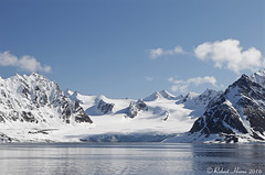 Smeerenburg Glacier (Robert Horne Wildlife Photography) Tags: smeerenburgfjordan smeerenburg glacier arctic arcticcircle svalbard spitsbergen ice snow
