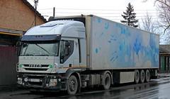 Iveco Stralis 450  Х 828 КР 45 (RUS) (zauralec) Tags: iveco stralis 450 х 828 кр 45 rus kurgancity streetcommissars курган