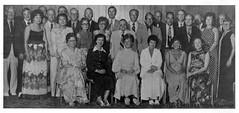 1973-08 AHS class of 1943 30th reunion class photo (ameshighschool) Tags: 1943 1943ahs 1973 30th ahs ahs1943 ahsaa alumni ameshighschool ameshighschoolalumniassociation amesiowa ameshighclassof1943 classphoto classreunion classmate classmates group iowa reunion scan