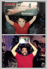 NES and Christmas, Then vs. Now (Chikkenburger) Tags: memebase memes videogames video funny cheezburger chikkenburger