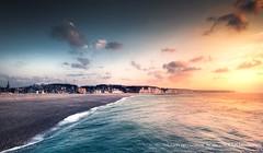 Fécamp (A-lain W-allior A-rtworks) Tags: sea sun mer france nikon normandie nikkor dri hdr d800 1635