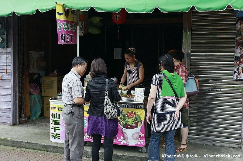 【勝興車站美食】苗栗三義.一口香客家小炒