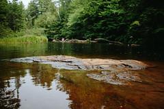 River (shinealight) Tags: park ontario canada river huntsville arrowhead provincial vsco vscofilm