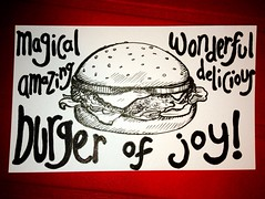 2nd June (jadehanley) Tags: life blackandwhite food white black illustration pencil wonderful typography sketch amazing drawing burger postcard letters joy daily delicious jade hamburger font type 365 lettering draw drawn magical handlettering handdrawn typographic hanley mylifein3by5 uploaded:by=flickrmobile flickriosapp:filter=nofilter jadehanley