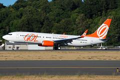 GOL PR-GXJ (Drewski2112) Tags: seattle county field airport king international boeing gol 737 737800 bfi kbfi b738 prgxj