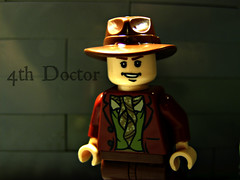 The 4th Doctor (FinalShotFilms) Tags: lego who 4th doctor custom brickfilm timelord incarnation galafrey