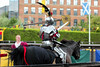 Jousting (jamesdonkin) Tags: horse public animal costume action leeds medieval tournament lance knight armour jousting royalarmouries platemail historicalgarb seángeorge fullplatearmour