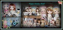 Happy Sunday Shelf! ♥
