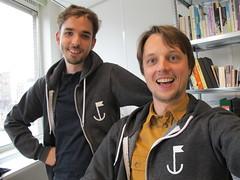 Dufarge duo (Kaeru) Tags: fashion hoodie sweater duo dufarge anchorziphoodie