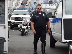 VENICE BEACH CALIFORNIA SEPT 17, 2013 (NameOnRice.com) Tags: california venice usa beach america major los angeles filming flynn crimes