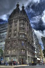 Edificio Historico (martin shots) Tags: argentina nikon hdr d5100