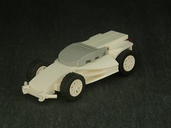 The Untitled One (Count Sepulchure) Tags: white snow car lego offroad 4wd turbo tiny vehicle racers moc