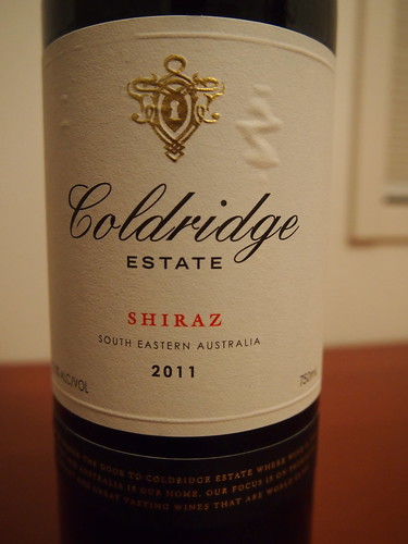 Coldridge Shiraz