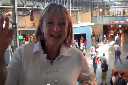 Felicitaciones del Exploratorium para nuestro XX Aniversario
