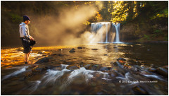 Me & Another fall (Dylan Toh) Tags: longexposure landscape photography waterfall silverton pacificnorthwest dee everlook scottsmills buttecreekfalls usaoregon