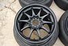 DSC_0414-2 (Blazedd) Tags: black color wheel stem wheels tire racing tires special valve stems rays volks rims 42 rs2 tyres matte tyre volk blk blazed hankook valvestem ce28n ce28 16x7 blazedd