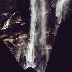 Falling Into Place (Cory Hansen) Tags: california fall nature water waterfall nationalpark natrual yoesmite