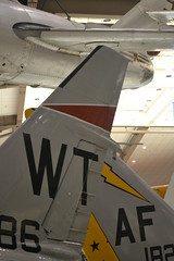 FJ-4_Tail_ThreeQuarters3 (AJ's Airplanes) Tags: fury nationalnavalaviationmuseum fj4