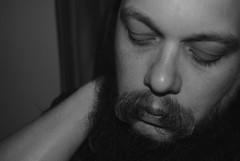 Day 230 {595} (Alabaster Frank) Tags: portrait bw self project humanity memory depression 365 bb mentalhealth schizophrenia mentalillness