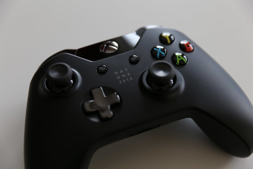 xbox controller xboxone (Photo: mastermaq on Flickr)