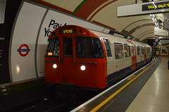 Elephant & Castle (PD3.) Tags: uk england london station train underground circus sightseeing tube piccadilly trains seeing sight